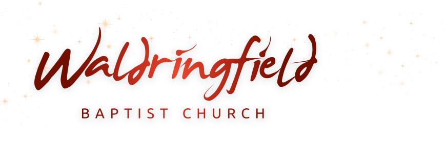 Waldringfield Baptist Church